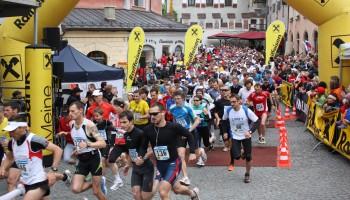 Halbmarathon Hall Wattens
