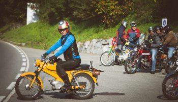 Vorarlberger Moped Ride