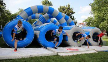 RUNNING - Junior Grazathlon and Speed Race